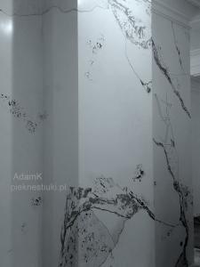 Marmurowy blok AdamK www.pieknestiuki.pl