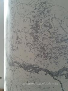 Trzon kolumny Carrara Adamkk www.pieknestiuki.pl