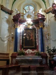 Ołtarz 2 w XVIw. kaplicy Radziwiłłów Adamkk www.pieknestiuki.pl